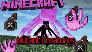 Minecraft 1.5.2 MUTANT CREATURES MOD!! [Full-HD/Deutsch]