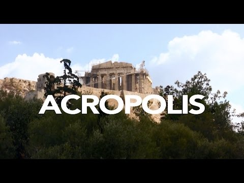 ATHENS ACROPOLIS |  A GUIDED TOUR