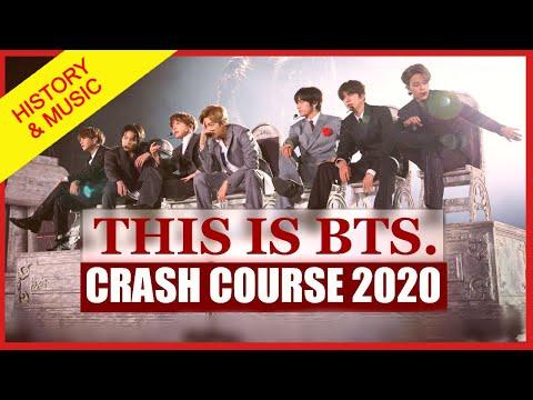 This is BTS: Crash Course to a World Sensation (2020)