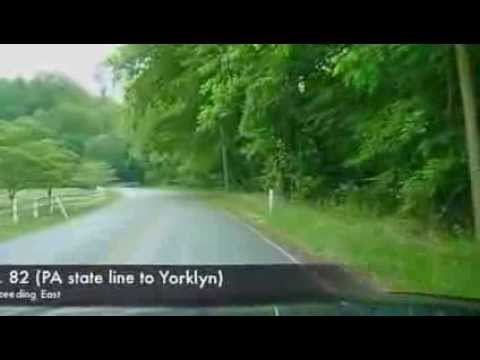 Drive the Red Clay Valley Scenic Byway