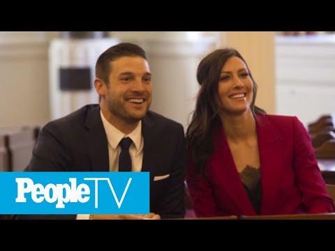 'The Bachelorette's' Garrett & Blake Are Both Falling In Love | PeopleTV