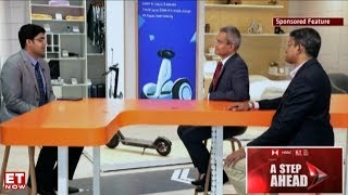 HSBC Commercial Banking and ET NOW present 'A Step Ahead' – Episode 4