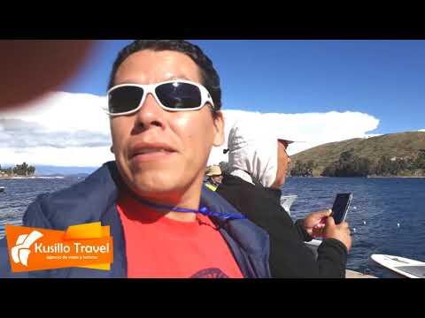 Kusillo Travel en el Fam Trip Bolivia - Salar de Uyuni 2018
