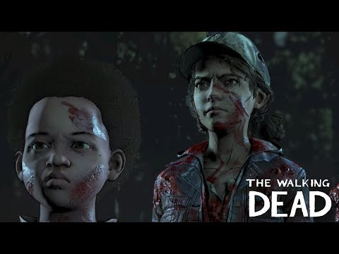 SEE YOU ON THE OTHER SIDE | Walking Dead: Final Season (Episode 3 FULL)