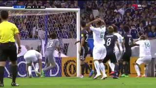 رياضة  بالفيديو.. القائم يحرم العراق من هدف مبكر أمام اليابان