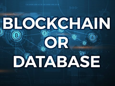 Blockchain or Database: Explained!