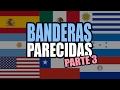 BANDERAS MÁS PARECIDAS del Mundo #3
