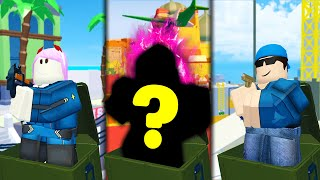 winning with EVERY case unboxing.. (Roblox Arsenal)