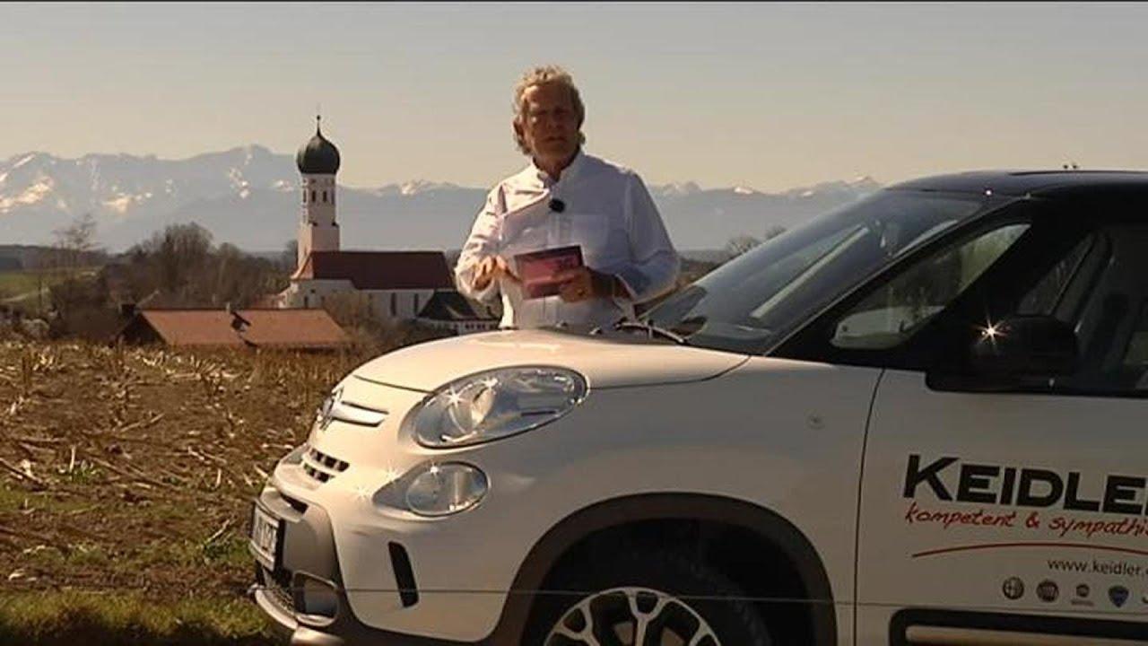 Test Fiat 500l Trekking