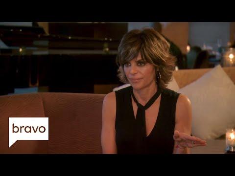 RHOBH: Lisa Rinna's Birthday Present Surprise Season 8, Episode 22  Bravo