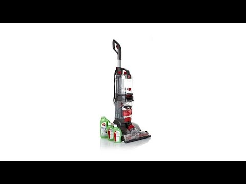 Hoover Power Path Pro Advanced Carpet Washer with Access...
