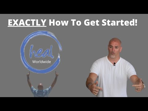 EXACTLY How To Get Started With Discover Heal Worldwide!