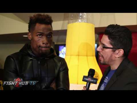 """Jermall Charlo """"Theres no fighter equal to me not even my twin brother"""""""