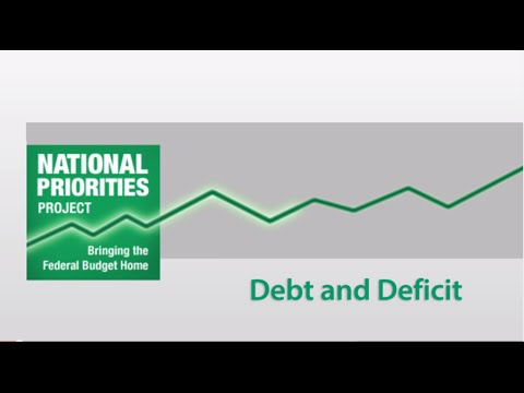 2015 U.S. Federal Budget: Debt and Deficit
