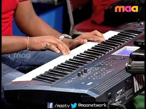 GethaMadhuri And Usha Sing AR Rahman Song , Super Singer 7