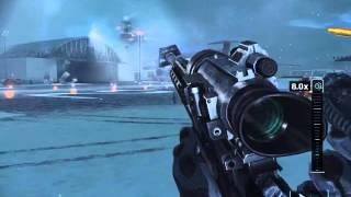 Sniper Fury Murmansk Sniper mission 6 on iPad Pro