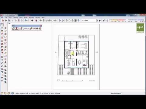 Banco de Pruebas: DIBAC para SketchUp