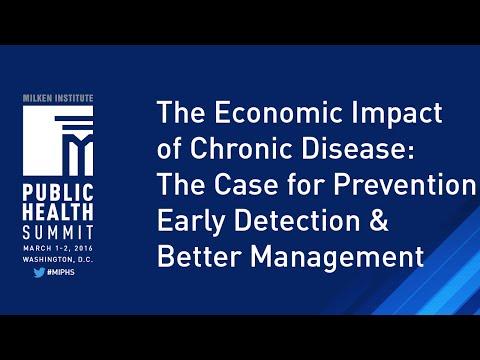The Economic Impact of Chronic Disease