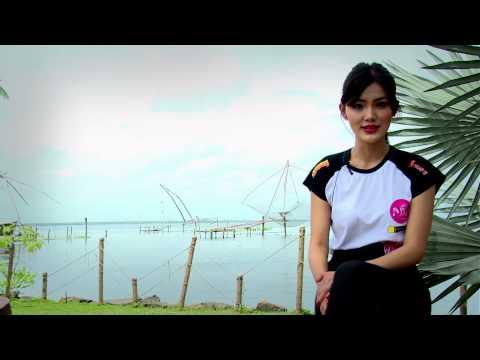 MISS ASIA SELF INTRO BY TENZIN YANGZOM (TIBET)