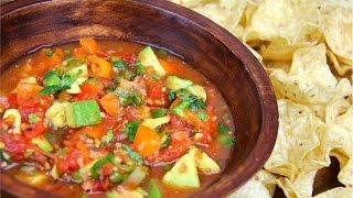 The Ultimate Salsa Recipe Caribbean Style