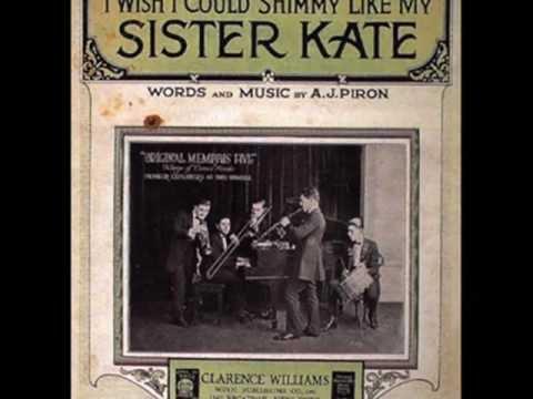 "Original Memphis Five ""JAZZ ME BLUES"" (1931)"
