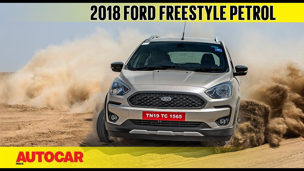 Ford Freestyle Petrol First Drive Review Autocar India