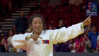 Preview Women 57Kg World Judo Championships 2018