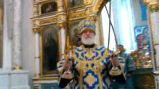 04 11 2015 Благословение митрополита Павла в Праздник Казанской Божией Матери