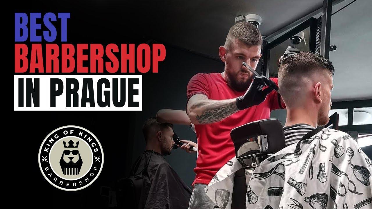 Best Barbershop in Prague -  2020 - The King Of King's Barbershop - Best Barber in Prague