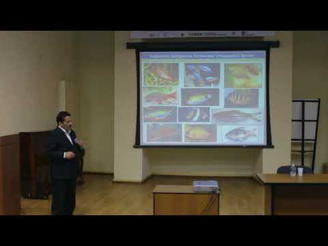 Wasir Lakra - Genetic conservation of fish and marine life in INDIA
