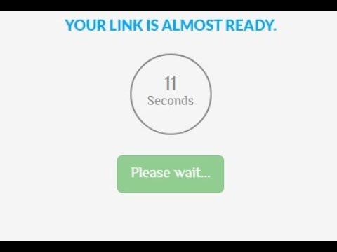 - كيفية تحميل ملفاتك بسهولة من الروابط المختصرة - how to download your files easily from shorten links