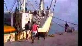 Tuvalu Voyage à Nukulaelae 1