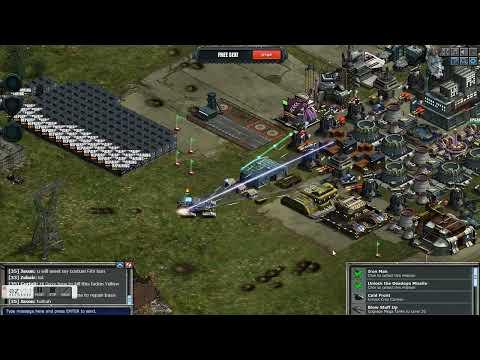 War Commander Preview Server- Operation: Undead Rising Unit Crusader