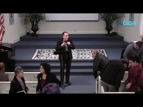 Culto De Oración - 04-04-18 - Miguel Rojas