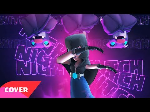 Strega coi Bats! - Dragon feat. Strega Notturna (Clash Royale Song)
