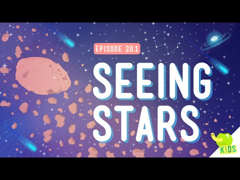Seeing Stars: Crash Course Kids #20 1 *corrected* - YouTube