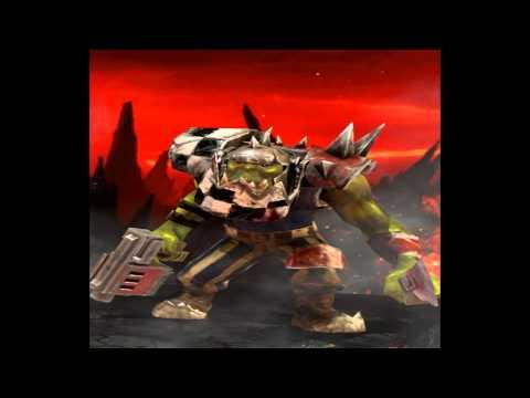 Dawn of War II: Retribution voicelines - Ork Boy pt. 1 |