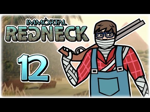 Neith, Goddess of Hunting   Part 12   Let's Play Immortal Redneck   PC Gameplay / First Impressions