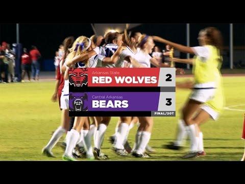 Women's Soccer: Arkansas State Recap