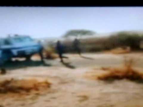 South African Police Mine Massacre