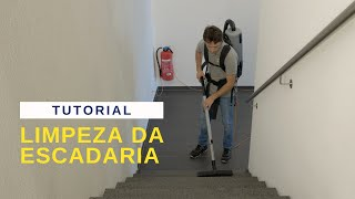 POR No2 Limpeza da escadaria
