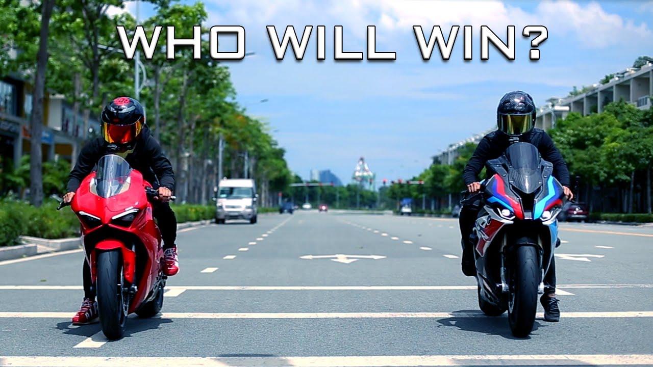 Ducati V4 vs BMW S1000RR, WHO WILL WIN??? (TRAILER)