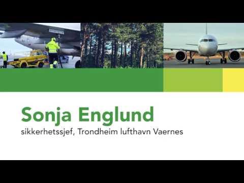 Green Flyway I Sonja Englund, Trondheim lufthavn Værnes