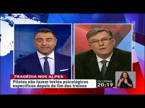 PAY TO FLY - RTP Notícias (26/03/2015)