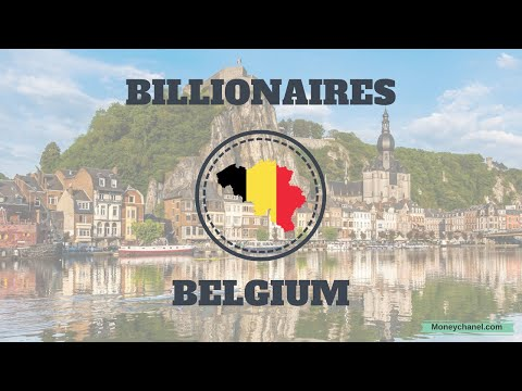 Richest People in BELGIUM 2018