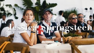 A Day in the Life: Jessica Springsteen Presented by Horsealot