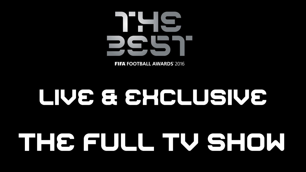 RELIVE - The Best FIFA Football Awards™ TV Show