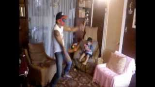 Harlem Shake padre e hijo - Father and Son