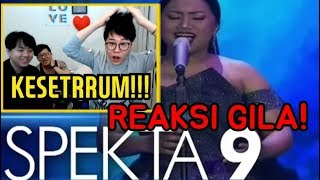 Download Lagu REAKSI PREMAN KOREA MARIA - NEVER ENOUGH (Loren Allred) INDONESIAN IDOL 2018 Mp3