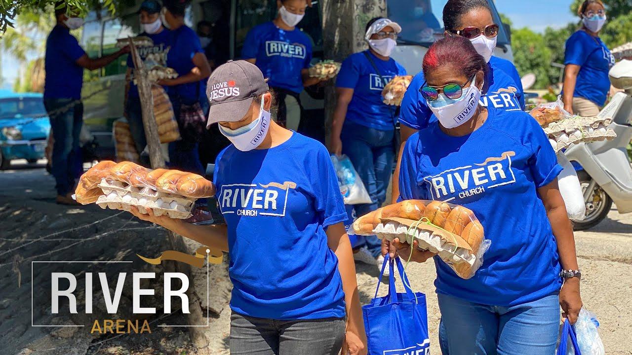 River en República Dominicana - RIVER CHURCH | Dante Gebel